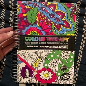 2/$20!!! Travel Colouring Book